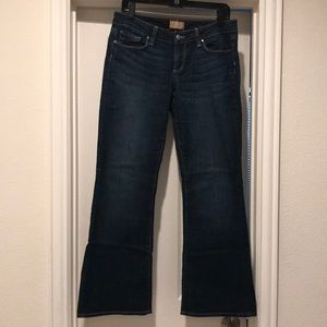 Paige jeans size 29 Canyon Boot